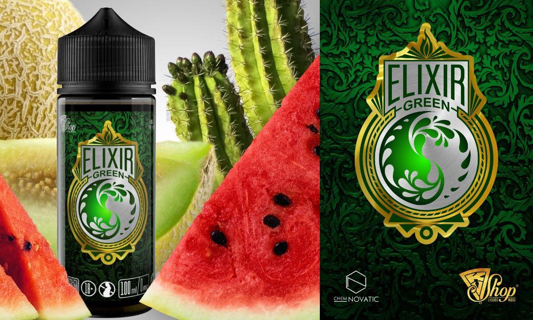 KVShop Elixir Green