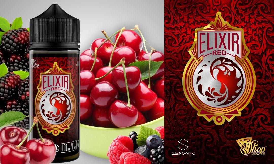 KVShop Elixir Red